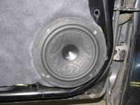 Установка акустики Hertz ESK 165L.5 в Honda Civic 4D