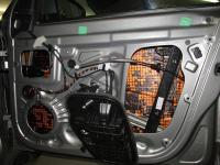 Установка Comfort Mat Dark D2 в Skoda Octavia (A7)