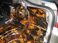 Установка Comfort Mat Dark D3 в Skoda Octavia (A7)