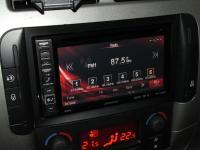 Фотография установки магнитолы Alpine INE-W990BT в Peugeot Expert