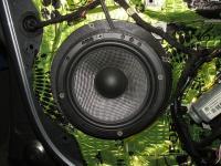 Установка акустики Focal Access 165 AS3 в Skoda Octavia (A5)