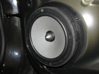 Установка акустики Focal Integration ISS 165 в Audi A7