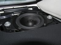 Установка акустики CDT Audio ES-03 в Toyota Land Cruiser 200