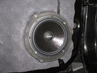 Установка акустики Eton POW 172.2 Compression в Nissan Qashqai (J11)