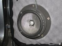 Установка акустики Focal Access 165 AS в Volkswagen Touareg II NF
