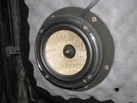 Установка акустики Focal Performance PS 165 FX в Volkswagen Touareg II NF