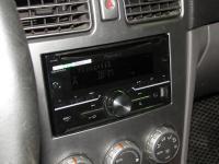 Фотография установки магнитолы Pioneer FH-X730BT в Subaru Forester (SG)