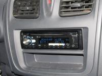 Фотография установки магнитолы Pioneer DEH-X5900BT в Renault Logan 2