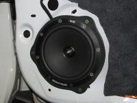 Установка акустики BLAM 165 RS в Nissan X-Trail (T32)