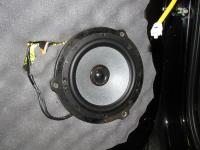 Установка акустики Morel Tempo Ultra Integra 602 в KIA Sorento II (XM FL)