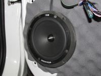 Установка акустики BLAM 165 RX в Mitsubishi Outlander III