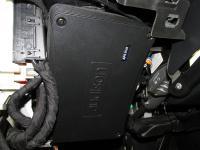 Установка усилителя Audison Prima AP5.9 bit в Audi A7