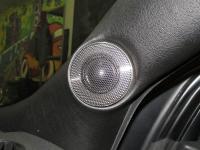 Установка акустики Brax MATRIX 1.1 в Audi A3 (8P)