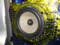 Установка акустики Focal Performance PS 165 FX в Ford Mondeo 4 (Mk IV)