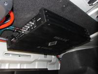 Установка усилителя Helix G FOUR в Ford Mondeo 4 (Mk IV)