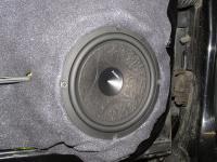 Установка акустики Hertz ESK 165L.5 в Skoda Octavia (A4)