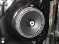 Установка акустики Focal Auditor R-165C в Volkswagen Jetta VI