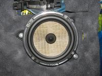 Установка акустики Focal Performance PS 165 FX в Peugeot 207 CC