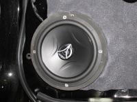Установка акустики Hertz ECX 165.5 в Subaru Forester (SJ)