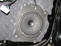 Установка акустики Hertz ESK 165L.5 в Subaru Forester (SJ)