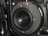 Установка акустики Ural AK-47.C в Volkswagen Tiguan