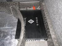 Установка усилителя Helix G FOUR в Volkswagen Tiguan
