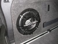 Установка сабвуфера ESX SX1040 в BMW X5 (F15)