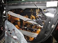 Установка Comfort Mat Dark D2 в Mercedes GL (X164)