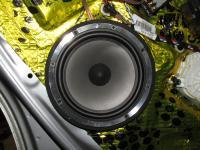 Установка акустики Focal Performance P165 VT 20 в Skoda Yeti