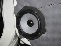 Установка акустики Morel Tempo Ultra Integra 602 в Nissan Qashqai (J11)