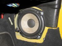 Установка акустики Focal Performance PS 165 F3 woofer в BMW Z4 (E89)
