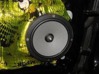 Установка акустики Focal Integration ISS 165 в Volkswagen Golf 7