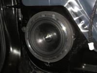 Установка акустики E.O.S. Maestro HD650 в Nissan Sentra