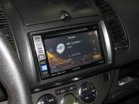 Фотография установки магнитолы Alpine IVE-W585BT в Nissan Note