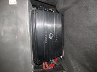 Установка усилителя Helix G TWO в Mercedes CL class (W216)