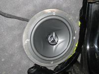 Установка акустики Hertz ECX 165.5 в KIA Rio III