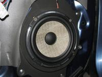 Установка акустики Focal Performance PS 165 FX в Subaru Forester (SJ)