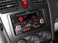 Фотография установки магнитолы Alpine CDE-W296BT в Subaru Forester (SJ)