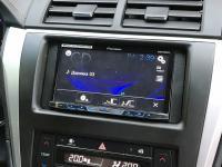 Фотография установки магнитолы Pioneer AVH-X5800BT в Toyota Camry V55