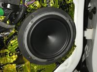 Установка акустики Hertz MPK 165.3 Pro в Volvo XC60