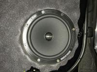 Установка акустики BLAM 165 RX в Honda Pilot