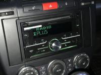 Фотография установки магнитолы Pioneer FH-X730BT в Land Rover Freelander 2
