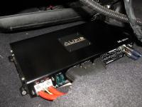 Установка усилителя Audio System M-90.4 в Honda CR-V (III)