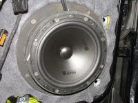 Установка акустики German Maestro CS 6508 в Volkswagen Tiguan