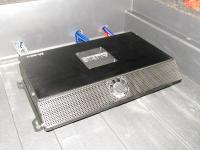 Установка усилителя Audio System M-90.4 в Nissan X-Trail (T31)