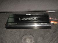 Установка усилителя Ural DB 1.2500 в Land Rover Discovery 3