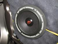 Установка акустики Dego ST-650 в Nissan Note