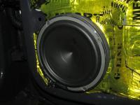 Установка акустики Hertz MPK 165.3 Pro в Volkswagen Polo V