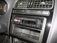 Фотография установки магнитолы Pioneer DEH-X5900BT в Volkswagen Polo V