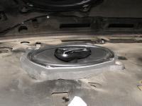 Установка акустики Hertz ECX 690.5 в Toyota Altezza